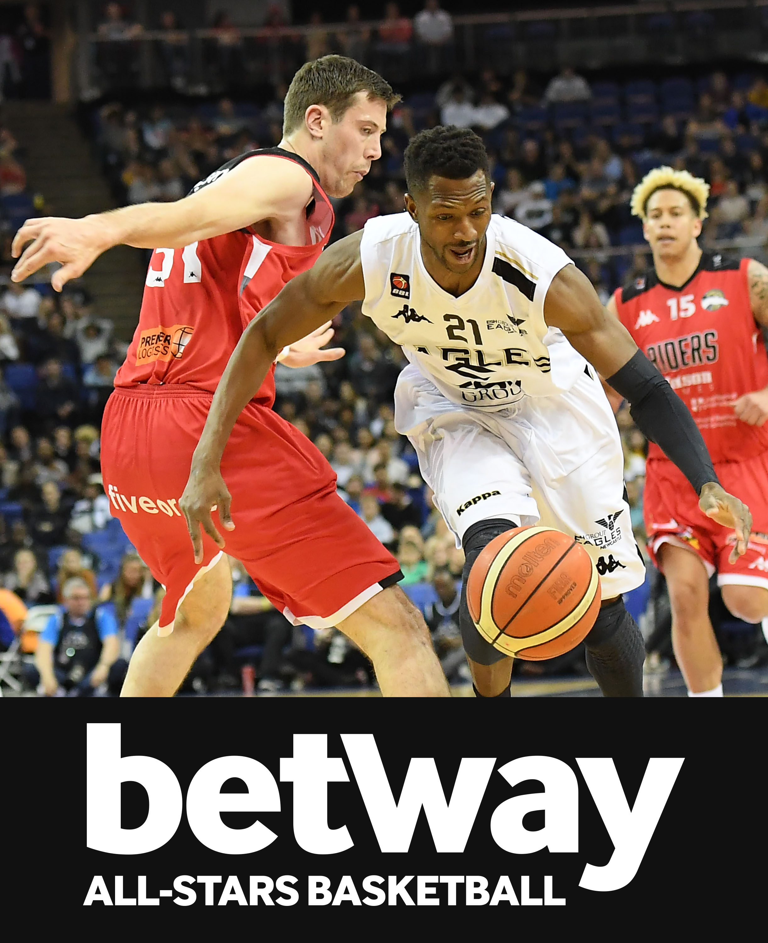 BETWAY Announced as Basketball All-Stars Title Sponsor