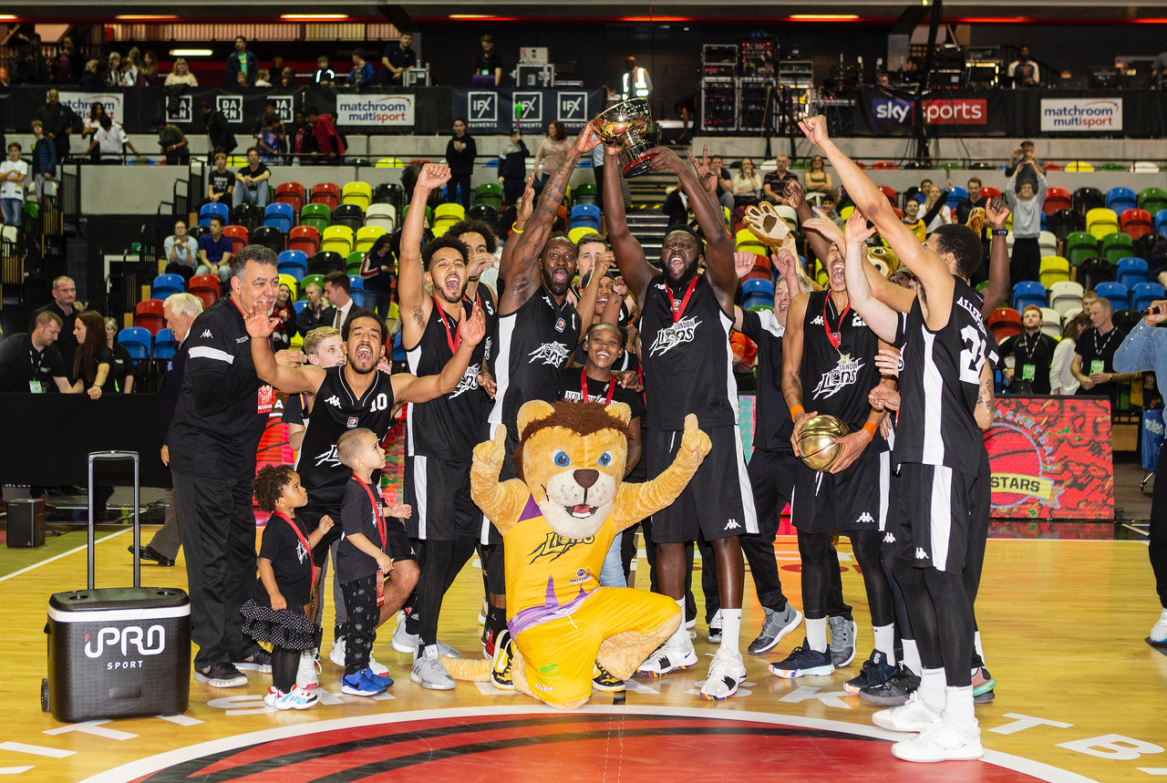 Lions Roar To Second British Basketball All-Stars Championship Success