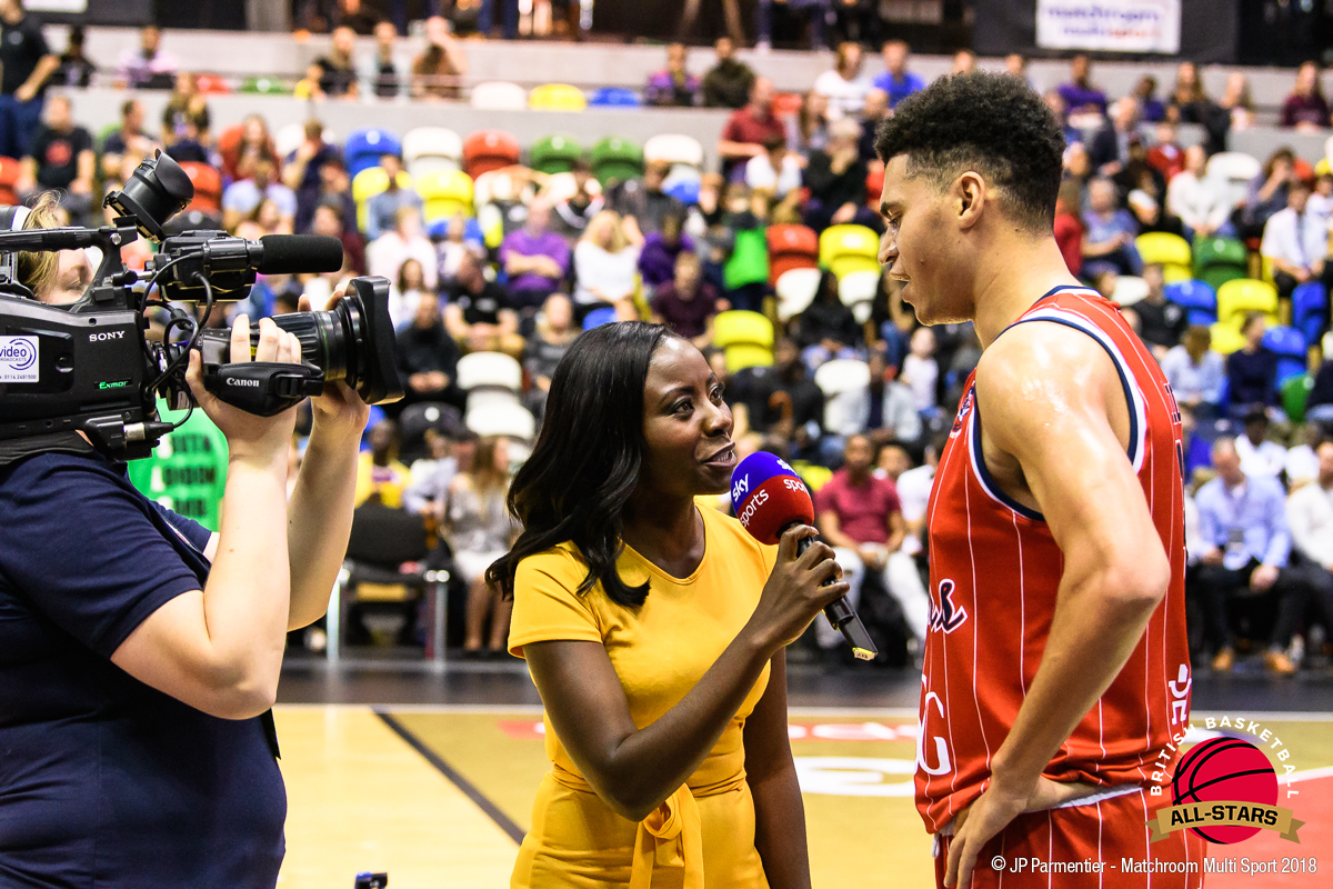 All-Stars Basketball: TV Broadcasters